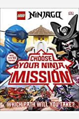 LEGO NINJAGO Choose Your Ninja Mission: With NINJAGO Jay minifigure Kindle Edition