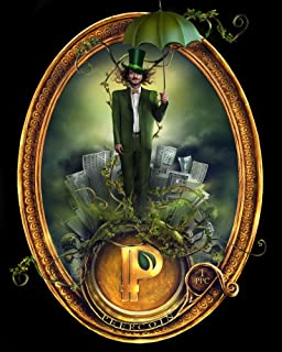 Peercoin Cryptoart - Crypto Greensleeves (8.5