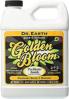 Dr. Earth Golden Bloom Fertilizer, 32-Ounce