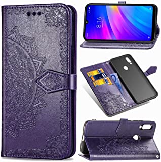 TenYll Flip Case For LG K20 2019,PU Leather Flip Cover Material Wallet case,Magnetic Closure,Cover with Card Slots & Stand...