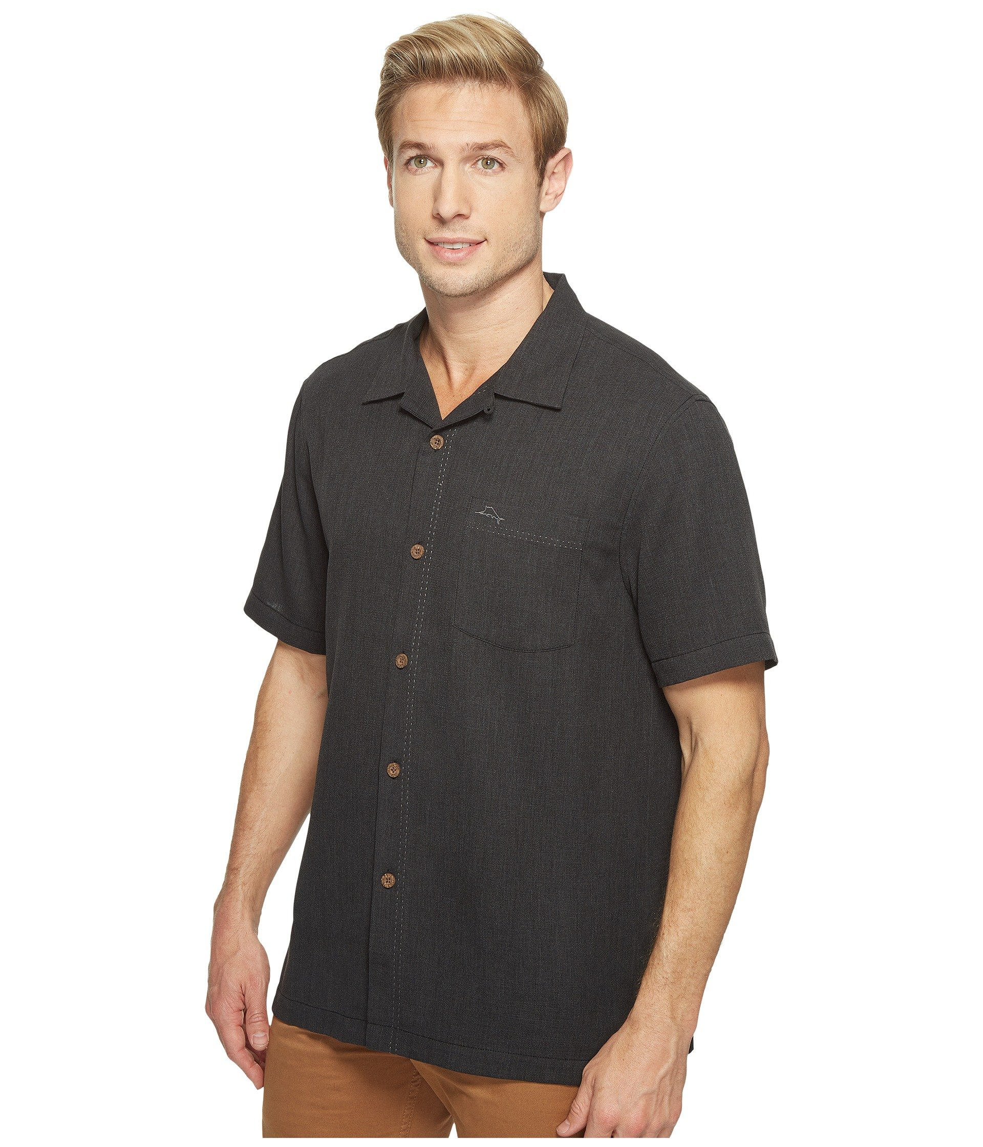 Black Bahama Shirt Royal Tommy Bermuda Camp YzWn0q6