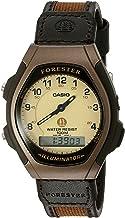 Casio Men's FT600WB-5BV Ana-Digi Forester Illuminator Sport Watch