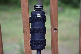 Sub-tac Full Auto High Temp Alpha Suppressor Cover 6 inch Black