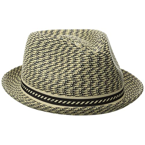14c2d861b03 Bailey of Hollywood Men s Mannes Braided Fedora Trilby Hat