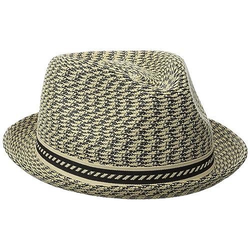 209b7f64 Bailey of Hollywood Men's Mannes Braided Fedora Trilby Hat