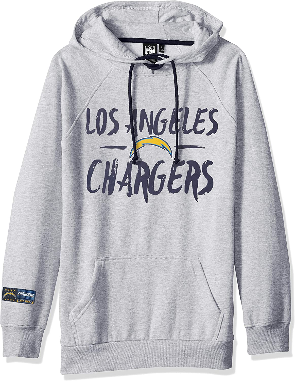 Ultra Game NFL Women's Fleece El Paso Mall Sweatshirt Tie Outstanding Hoodie Pullover Nec