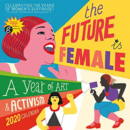 Future Is Female Wall Calendar 2020