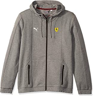 PUMA Men's Scuderia Ferrari Hooded Jacket