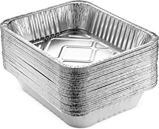 "NYHI 9 x 13 "" Aluminum Foil Pans (30 Pack) 