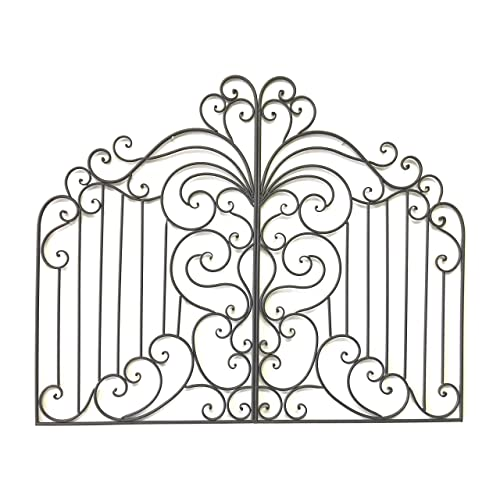 Wrought Iron Wall Decor Amazon Com