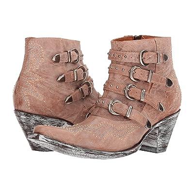 Old Gringo Roxy (Beige) Cowboy Boots