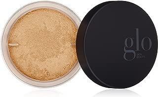 Glo Skin Beauty Loose Base , Golden Light , Illuminating Loose Mineral Makeup Powder Foundation , Dewy Finish , 9 Shades