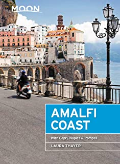 Moon Amalfi Coast: With Capri, Naples & Pompeii (Travel Guide)