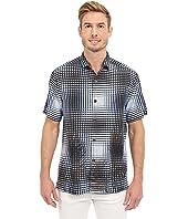 Tommy Bahama - Chateau Plaid Camp Shirt