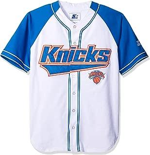 NBA Baseball Inspired Fashion Jersey
