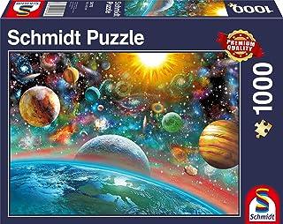 Schmidt - 58176 - Puzzle Classique - Espace - 1000 Pièces