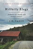 Cover image of Hillbilly Elegy by J.D. Vance