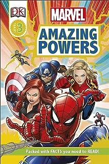 Marvel Amazing Powers (rd3)