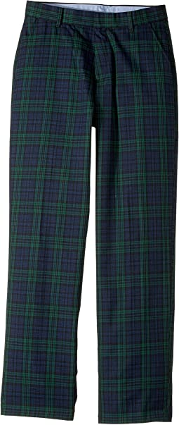 Shadow Plaid Pants (Big Kids)