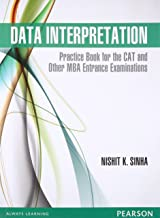 Data Interpretation: Practice Book for the CAT and Other MBA Entrance Examinations, 1e