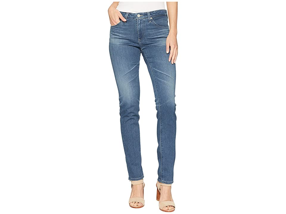 AG Adriano Goldschmied Prima in 11 Years Bay Bound (11 Years Bay Bound) Women's Jeans, Blue