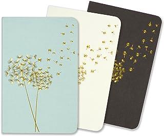 Dandelion Wishes Jotter Notebooks (set of 3)