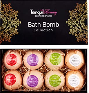 Bath Bombs | Luxurious Bath Bomb Spa Gift Set With Relaxing