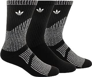 Men's Prime Mesh Crew Sock (3-Pair)