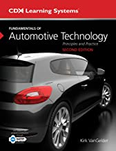 Fundamentals of Automotive Technology: Principles and Practice PDF