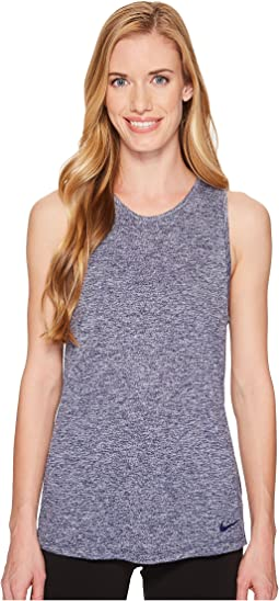 Dry Tomboy Cross-Dye Tank Top