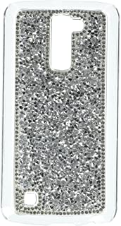MyBat Phone Case for LG K10 - Retail Packaging - Silver