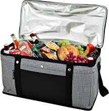 Picnic at Ascot 64 Can Capacity Semi Rigid Collapsible Leakproof Cooler- Designed & Quality Approved in the USA