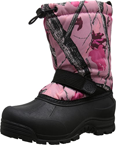 Northside Frosty, rose Camo, 5 M US Big Kid