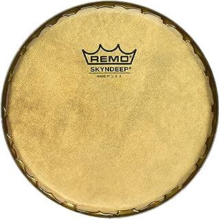 Remo R-Series Skyndeep Bongo Drumhead - Calfskin Graphic, 7.15