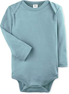 teal onesie for baby
