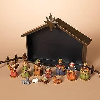 Best rustic nativity set Reviews