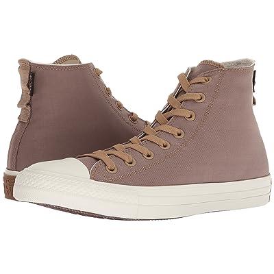 Converse Chuck Taylor Cordura Hi (Teak/Egret/Brown) Shoes