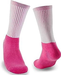 Silky Socks Blank Athletic Socks - Sublimation Print Ready - 12 Pack