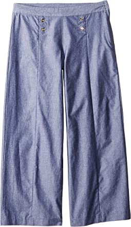 Wide-leg Pants (Toddler/Little Kids/Big Kids)