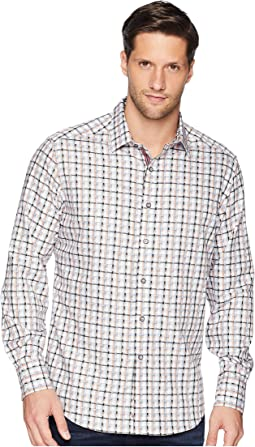 Grouper Long Sleeve Woven Shirt