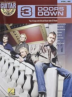 3 Doors Down: Guitar Play-Along Volume 60