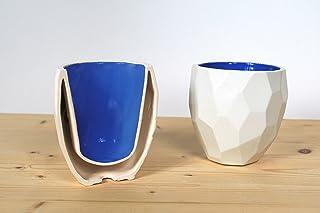 Poligon Thermo Cup - Poligono Tazze Termica - the-rmos disegno originali festa piatti fatto cina tazza la-tte caffè termos...