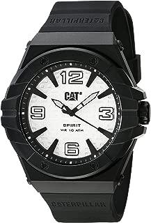 CAT Spirit Ii Analog Silver Dial Men's Watch-LE.111.21.231