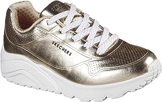 سكيتشرز UNO LITE - CHROME CRAZE حذاء رياضي للفتيات