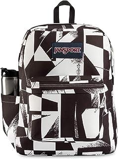 JanSport Superbreak Backpack - Lightweight School Pack, Vector Lines