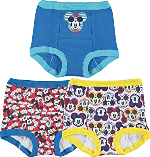 Mickey Mouse toddler boy 3-pack or 7-pack Potty Training...