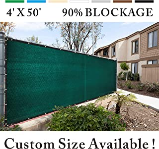 chain barrier fence
