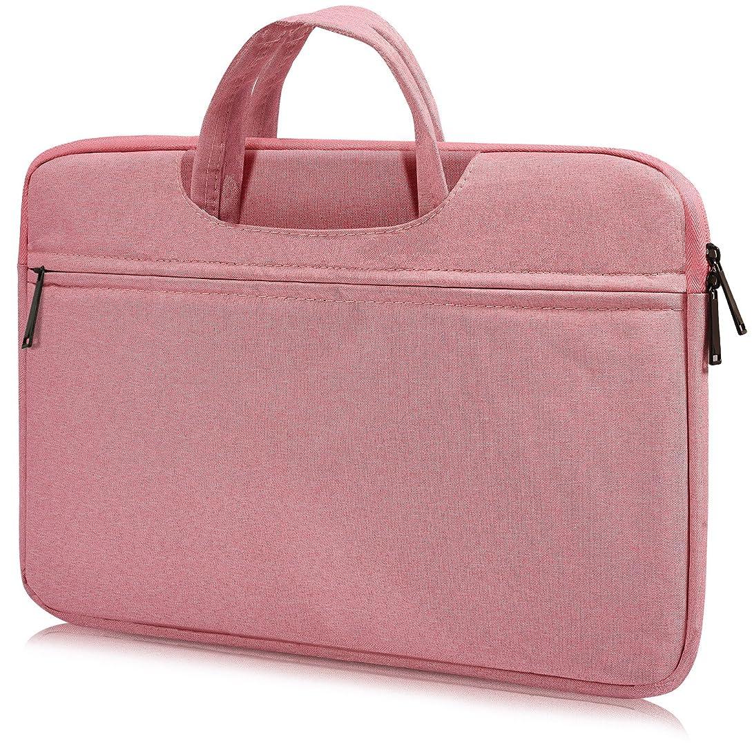 15.6 Inch Laptop Sleeve Case for Acer 15.6 Inch Flagship, Acer Chromebook 15, Lenovo Yoga 720/730 15.6, Lenovo IdeaPad, HP Pavilion, ASUS VivoBook, MSI GL62M, Water Resistant Notebook Case, Pink uj9684883