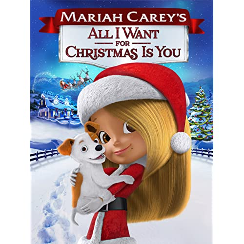 Mariah Careys All I Want For Christmas Is You.Mariah Carey S All I Want For Christmas Is You Amazon Co Uk