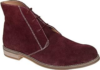 LOZANO Chukka Boots - Casual Shoes (Maroon)